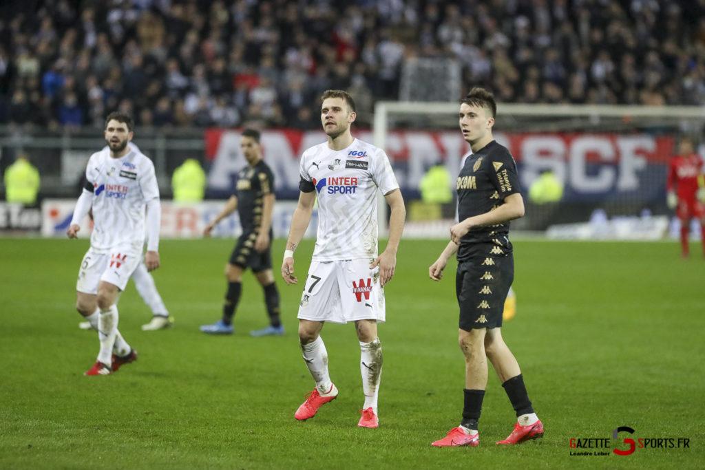 Football Amiens Sc Vs Monaco 0046 Leandre Leber Gazettesports