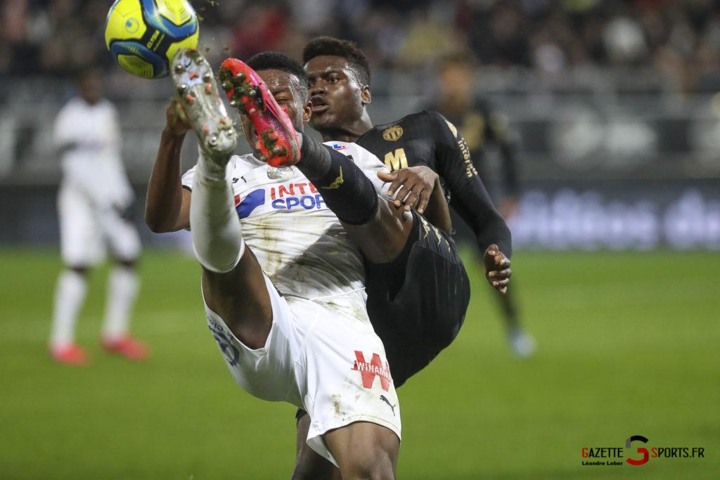 Football Amiens Sc Vs Monaco 0048 Leandre Leber Gazettesports