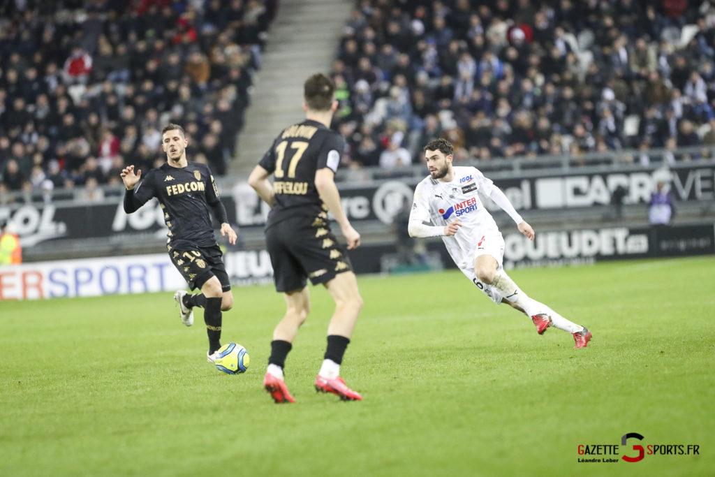 Football Amiens Sc Vs Monaco 0050 Leandre Leber Gazettesports