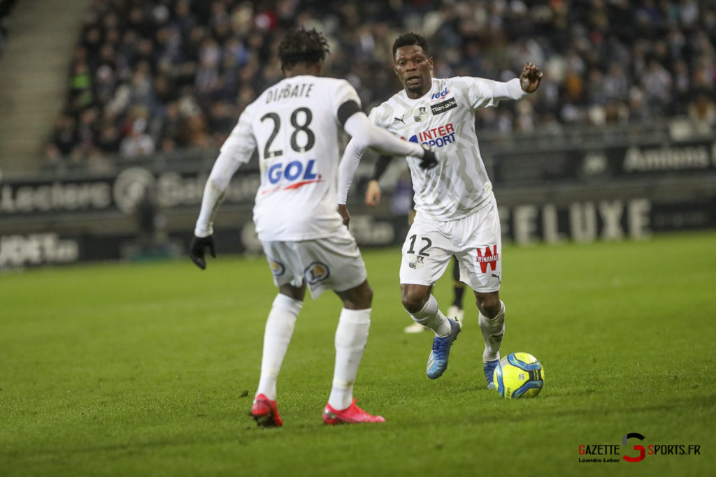Football Amiens Sc Vs Monaco 0052 Leandre Leber Gazettesports