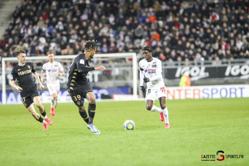 Football Amiens Sc Vs Monaco 0053 Leandre Leber Gazettesports
