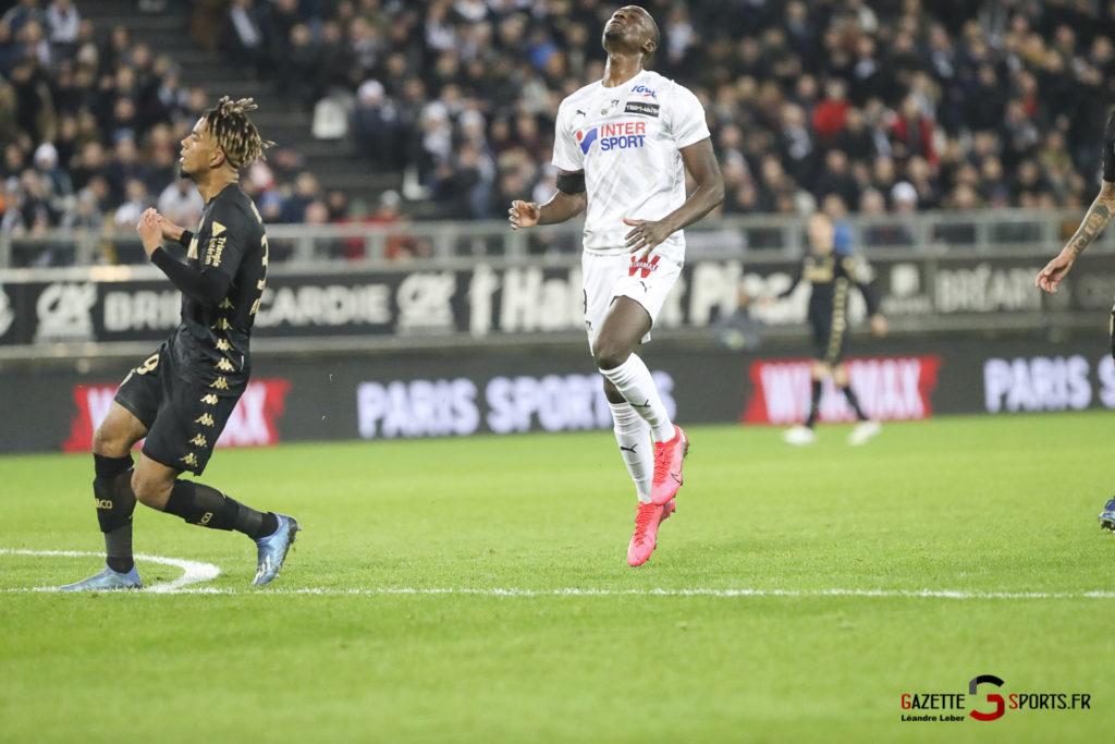 Football Amiens Sc Vs Monaco 0054 Leandre Leber Gazettesports