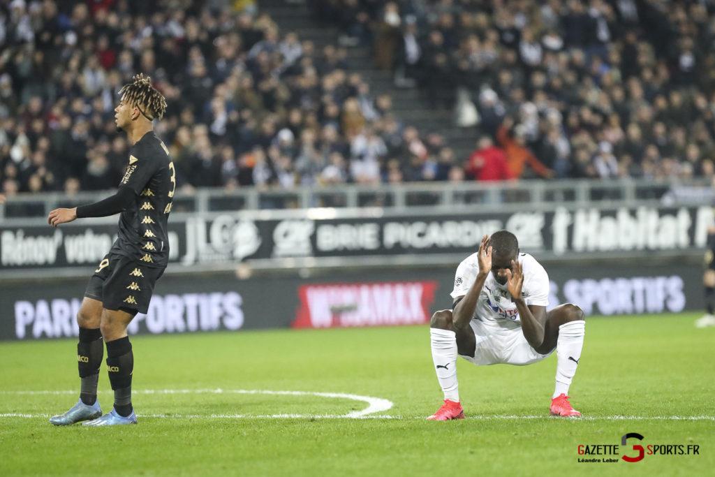 Football Amiens Sc Vs Monaco 0055 Leandre Leber Gazettesports