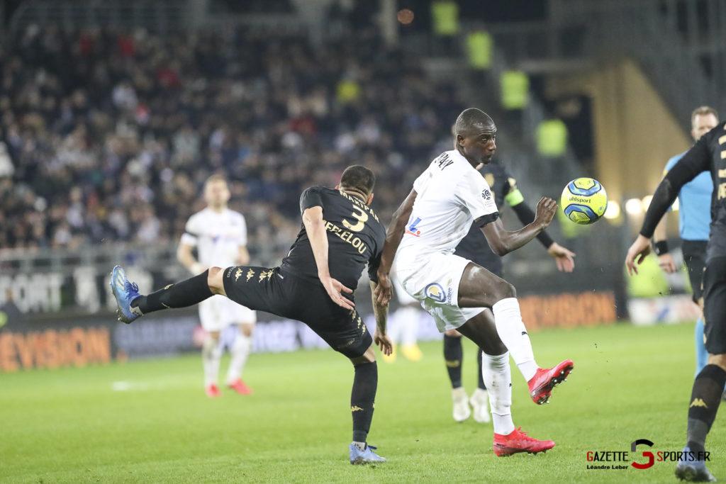 Football Amiens Sc Vs Monaco 0056 Leandre Leber Gazettesports