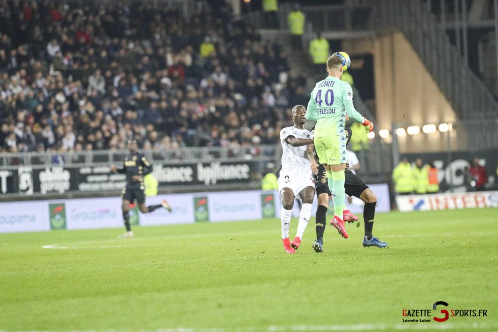 Football Amiens Sc Vs Monaco 0058 Leandre Leber Gazettesports