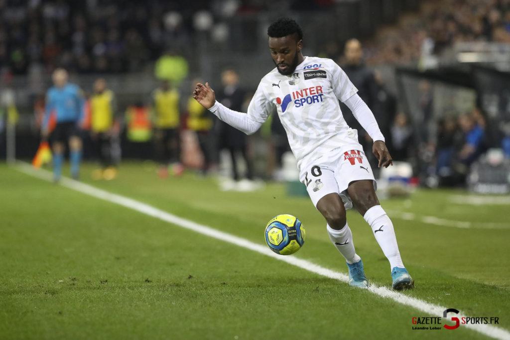 Football Amiens Sc Vs Monaco 0060 Leandre Leber Gazettesports