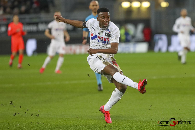 Football Ligue 1 Amiens Sc Vs Psg 0025 Leandre Leber Gazettesports
