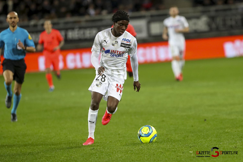 Football Ligue 1 Amiens Sc Vs Psg 0039 Leandre Leber Gazettesports