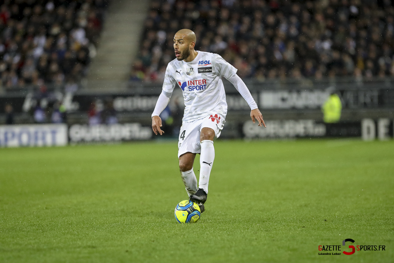 Football Ligue 1 Amiens Sc Vs Psg 0050 Leandre Leber Gazettesports