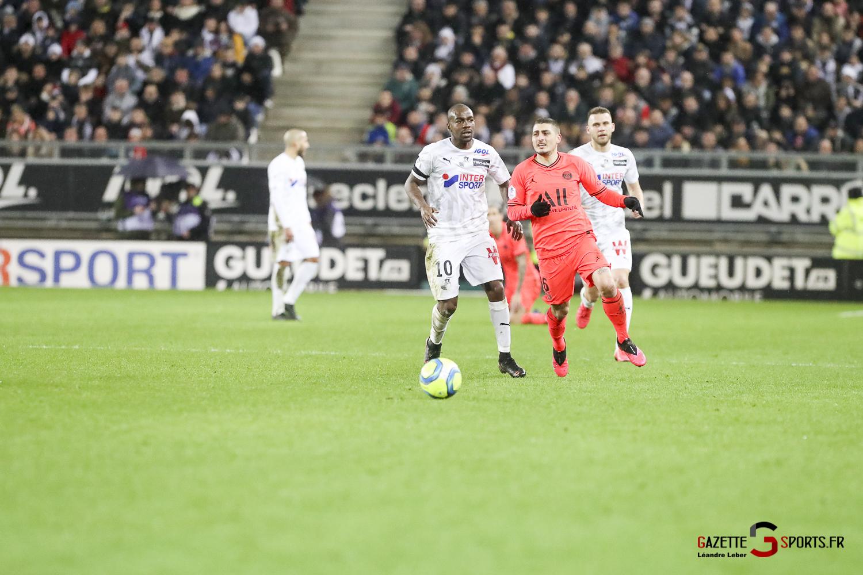 Football Ligue 1 Amiens Sc Vs Psg 0057 Leandre Leber Gazettesports