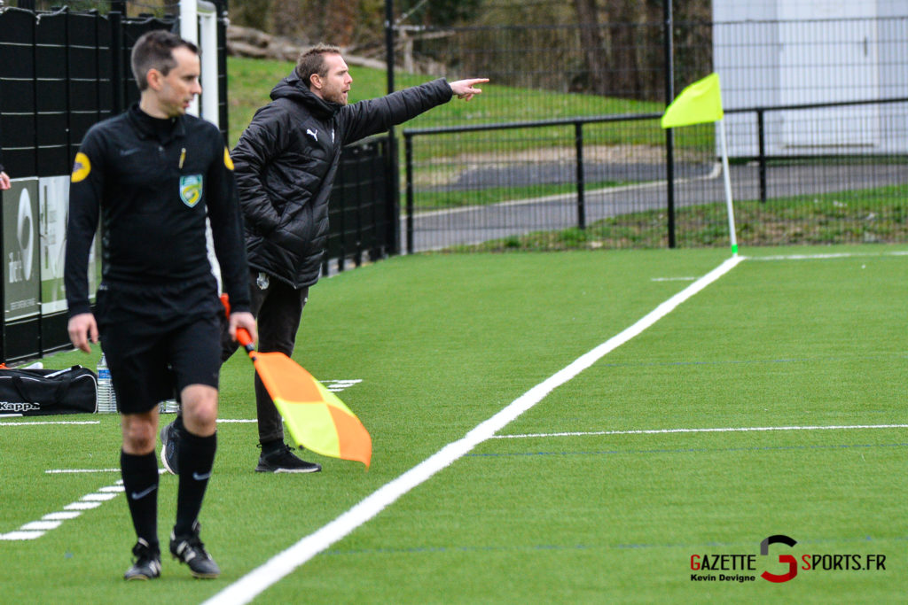 Football Ascb Vs Le Touquet Kevin Devigne Gazettesports 19