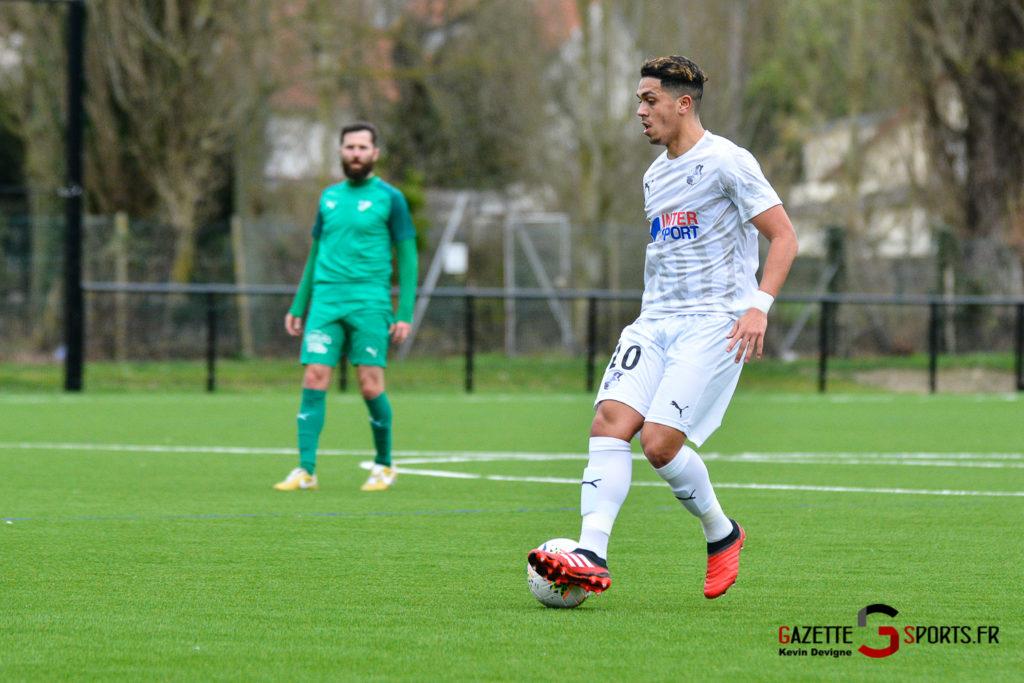 Football Ascb Vs Le Touquet Kevin Devigne Gazettesports 24