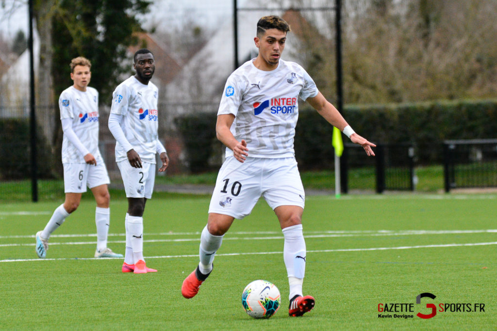Football Ascb Vs Le Touquet Kevin Devigne Gazettesports 81