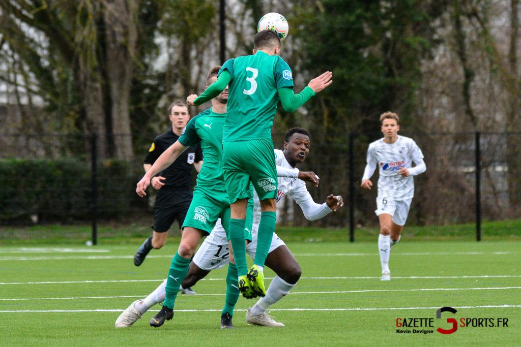 Football Ascb Vs Le Touquet Kevin Devigne Gazettesports 92