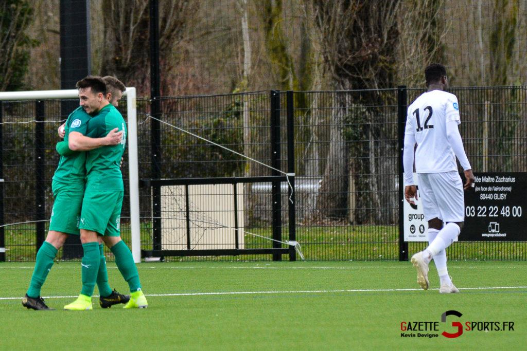 Football Ascb Vs Le Touquet Kevin Devigne Gazettesports 93