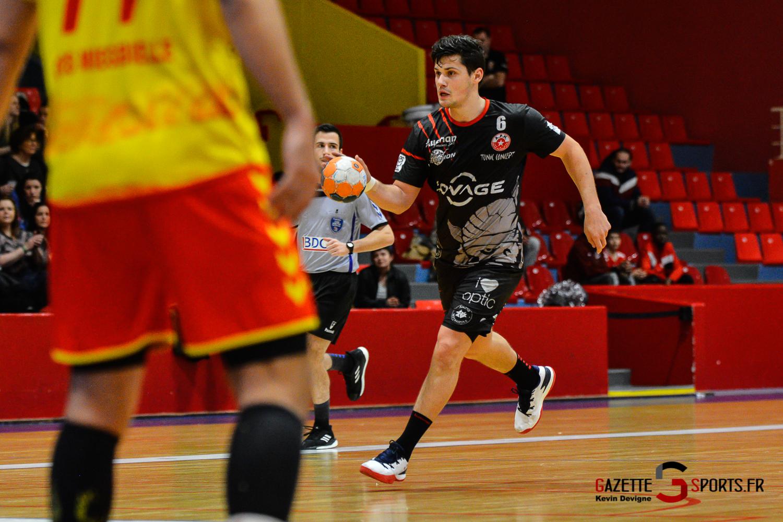 Handball Aph Vs Pau Kevin Devigne Gazettesports 16