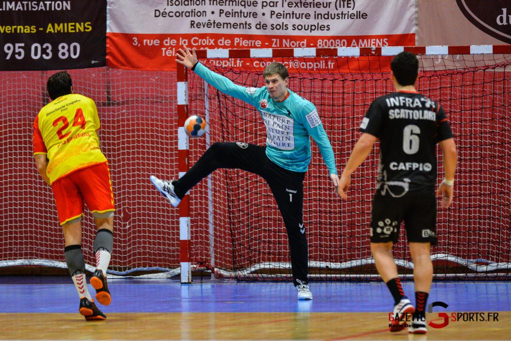 Handball Aph Vs Pau Kevin Devigne Gazettesports 25