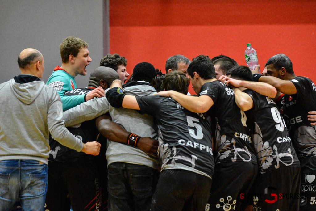 Handball Aph Vs Pau Kevin Devigne Gazettesports 81