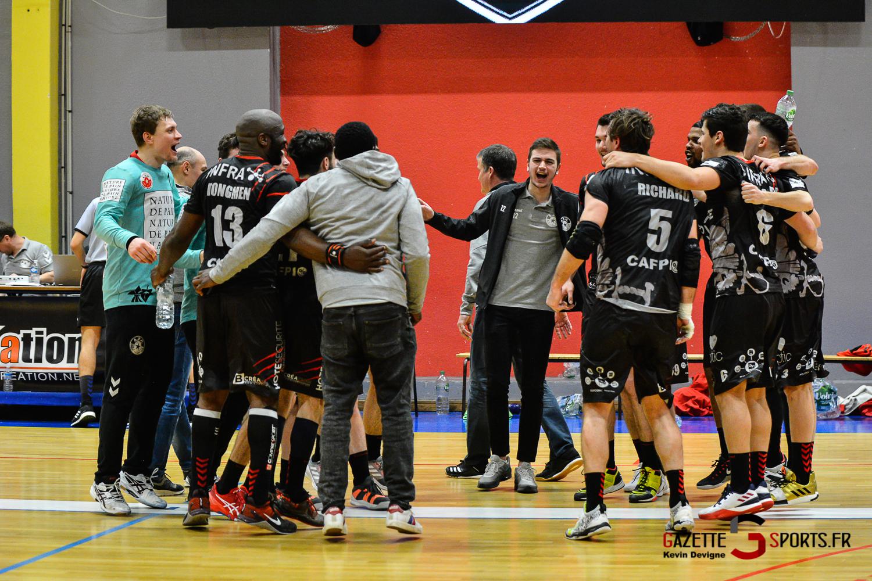 Handball Aph Vs Pau Kevin Devigne Gazettesports 83