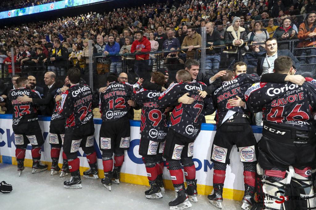 Hockey Sur Glace Coupe De France 20 Les Gothiques Amiens Vs Rouen Ambiance 0051 Leandre Leber Gazettesports