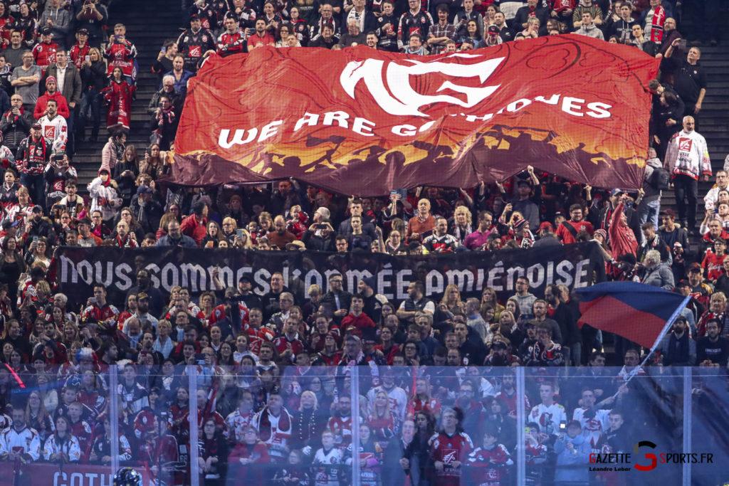 Hockey Sur Glace Coupe De France 20 Les Gothiques Vs Rouen 0024 Leandre Leber Gazettesports