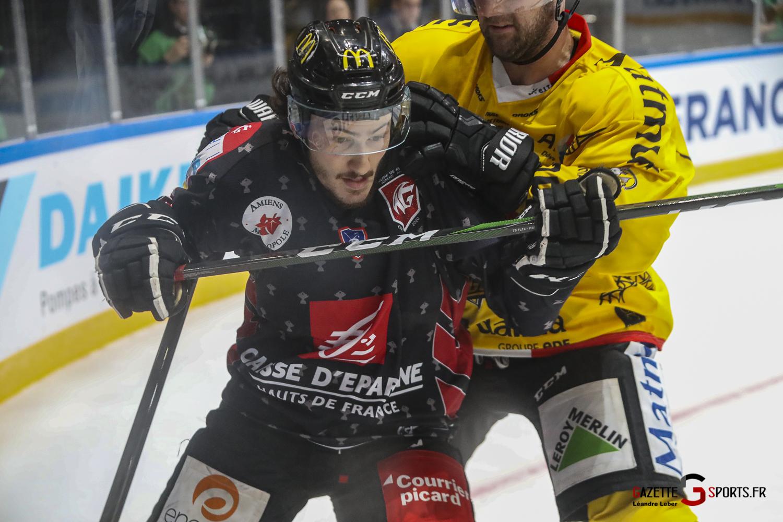 Hockey Sur Glace Coupe De France 20 Les Gothiques Vs Rouen 0133 Leandre Leber Gazettesports