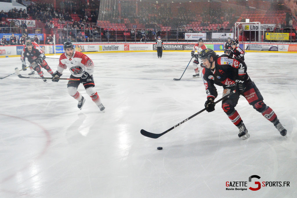 Hockey Gothique Vs Mulhouse 1 4 Match 1 Kevin Devigne Gazettesports 10