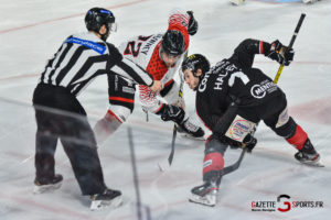 Hockey Gothique Vs Mulhouse 1 4 Match 1 Kevin Devigne Gazettesports 100