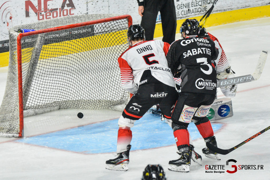 Hockey Gothique Vs Mulhouse 1 4 Match 1 Kevin Devigne Gazettesports 102