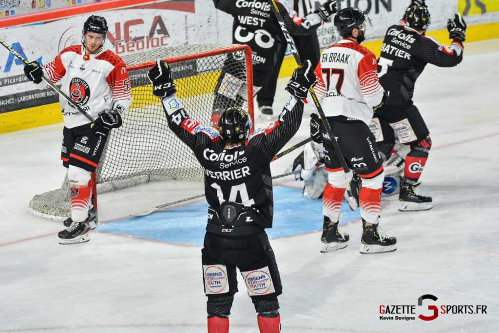 Hockey Gothique Vs Mulhouse 1 4 Match 1 Kevin Devigne Gazettesports 103