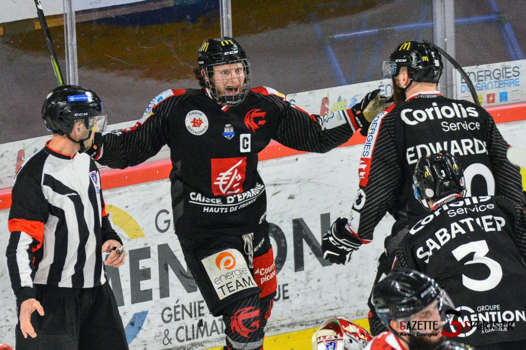 Hockey Gothique Vs Mulhouse 1 4 Match 1 Kevin Devigne Gazettesports 104