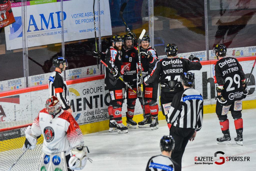 Hockey Gothique Vs Mulhouse 1 4 Match 1 Kevin Devigne Gazettesports 105