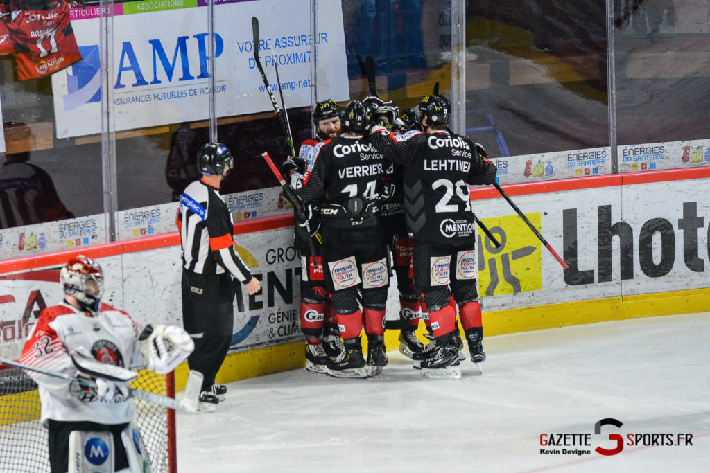 Hockey Gothique Vs Mulhouse 1 4 Match 1 Kevin Devigne Gazettesports 106