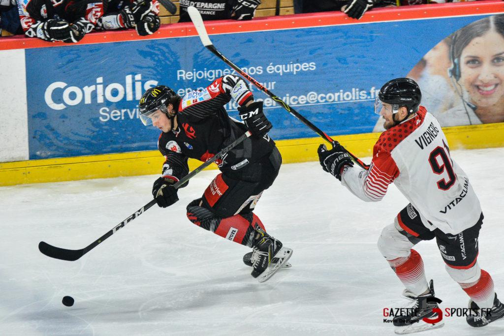 Hockey Gothique Vs Mulhouse 1 4 Match 1 Kevin Devigne Gazettesports 107