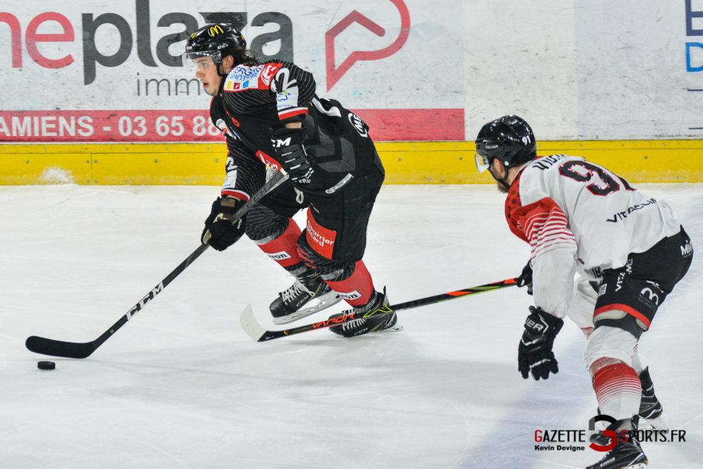 Hockey Gothique Vs Mulhouse 1 4 Match 1 Kevin Devigne Gazettesports 108