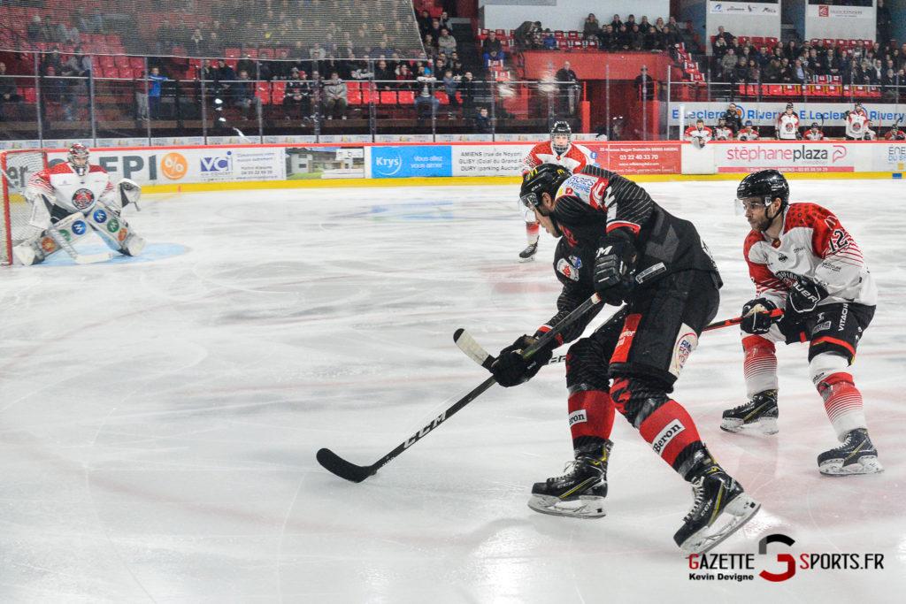 Hockey Gothique Vs Mulhouse 1 4 Match 1 Kevin Devigne Gazettesports 11