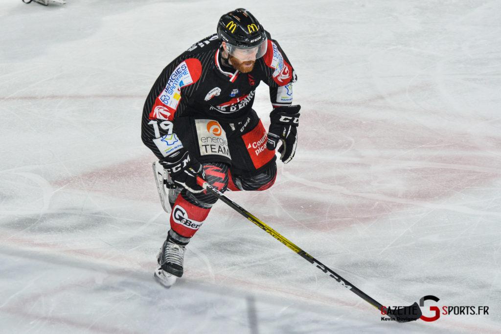 Hockey Gothique Vs Mulhouse 1 4 Match 1 Kevin Devigne Gazettesports 110