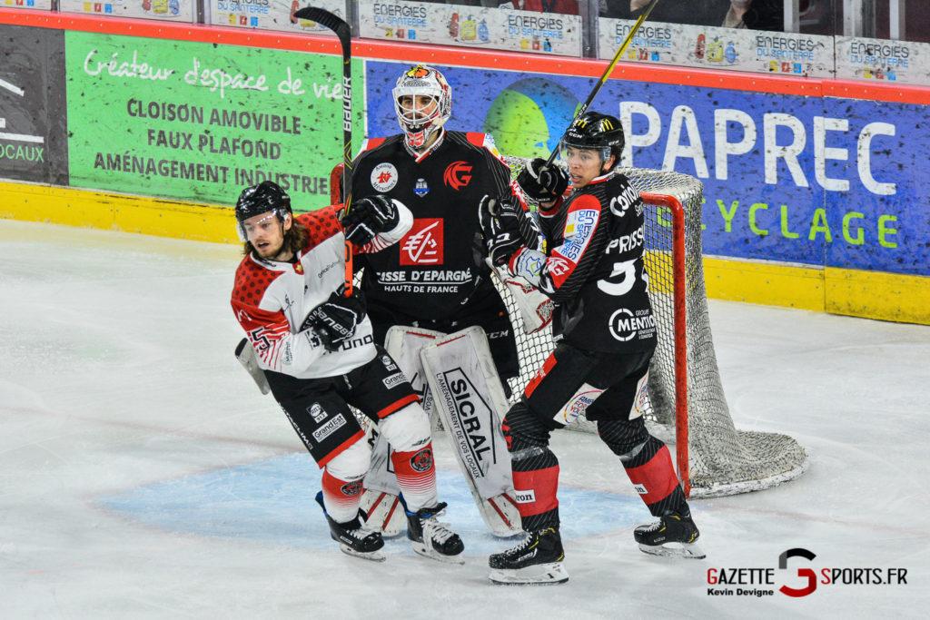 Hockey Gothique Vs Mulhouse 1 4 Match 1 Kevin Devigne Gazettesports 111