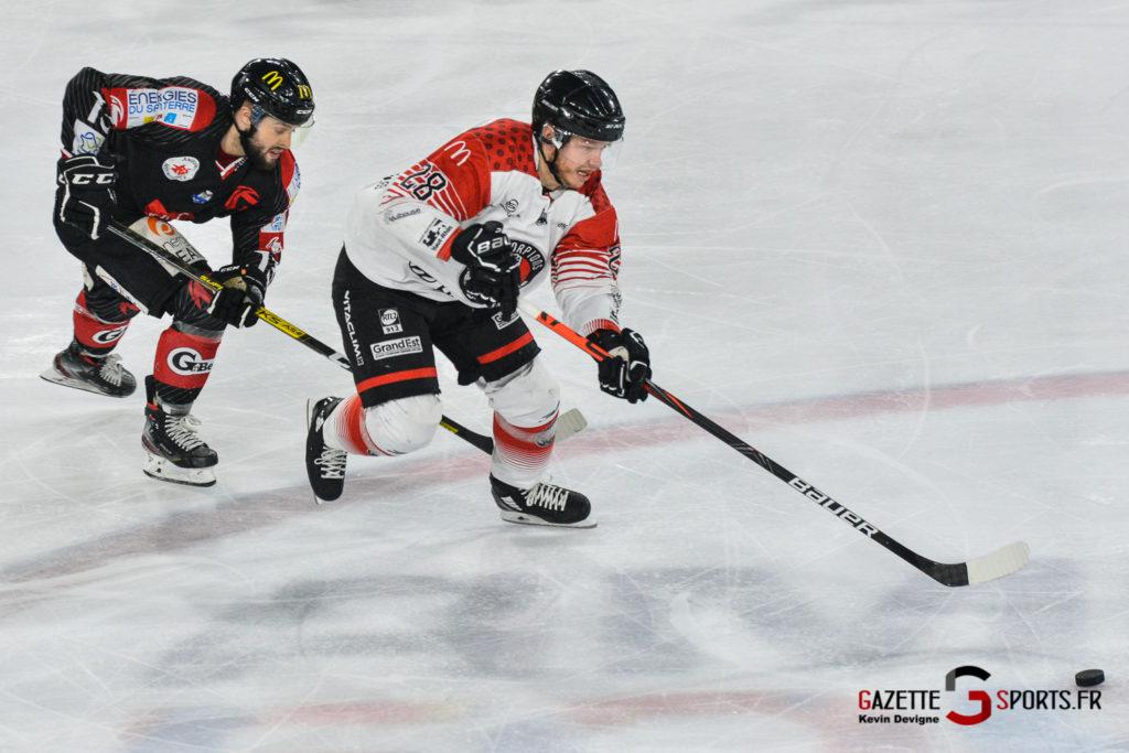 Hockey Gothique Vs Mulhouse 1 4 Match 1 Kevin Devigne Gazettesports 112