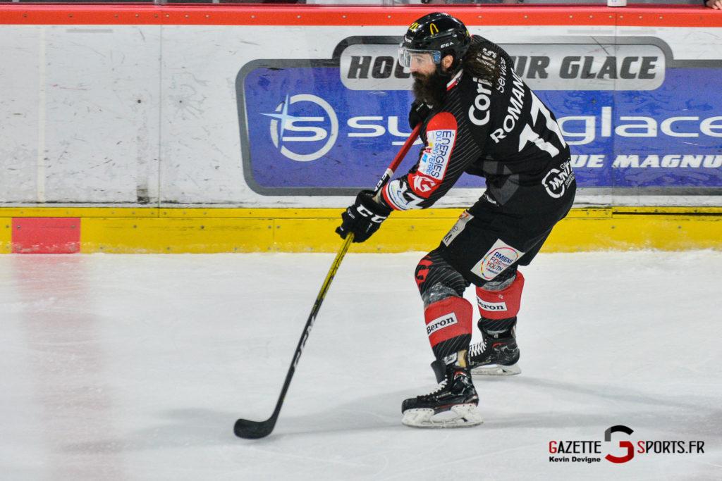 Hockey Gothique Vs Mulhouse 1 4 Match 1 Kevin Devigne Gazettesports 113