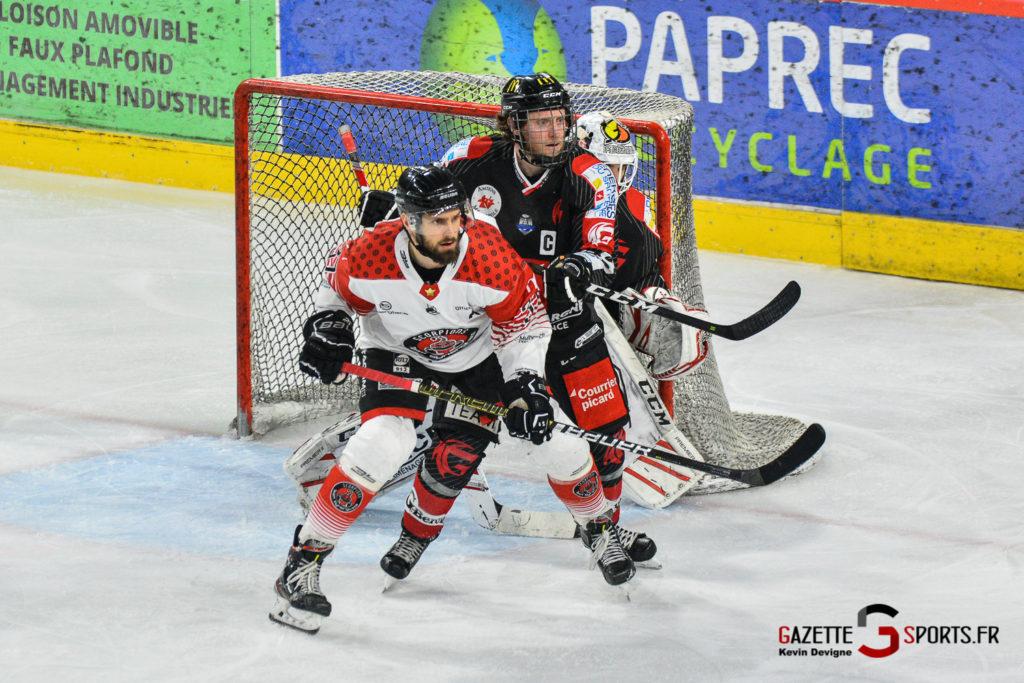 Hockey Gothique Vs Mulhouse 1 4 Match 1 Kevin Devigne Gazettesports 114