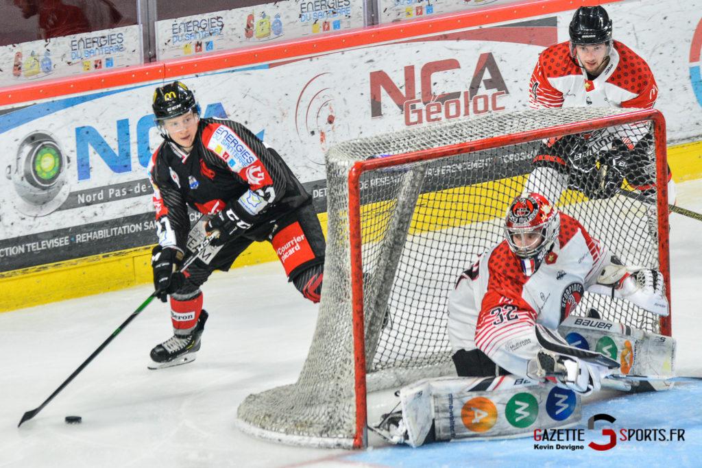 Hockey Gothique Vs Mulhouse 1 4 Match 1 Kevin Devigne Gazettesports 115