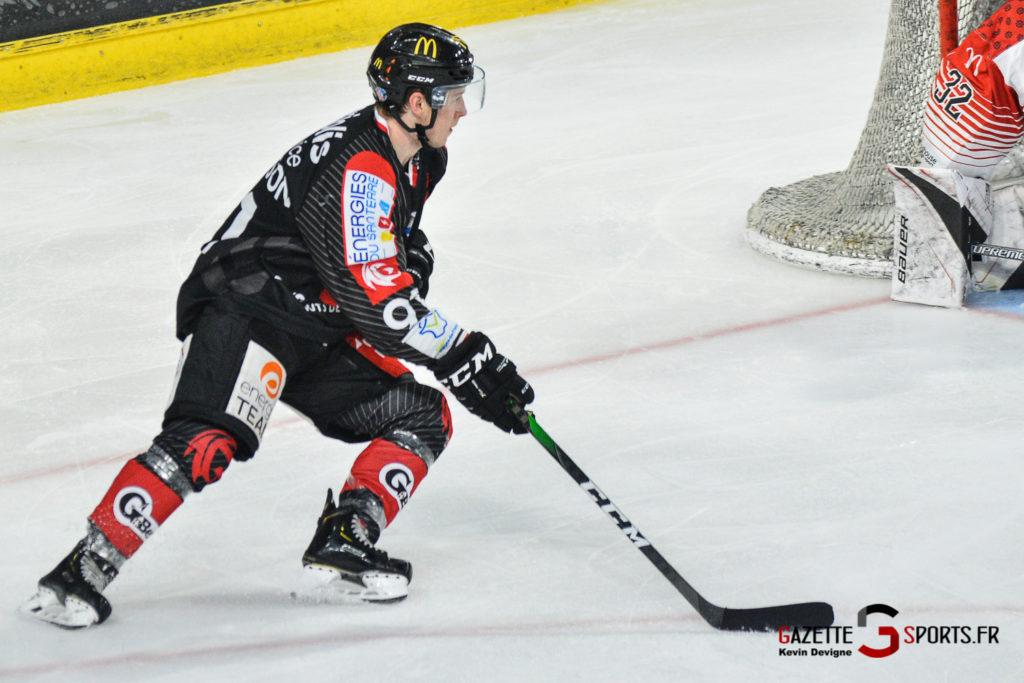 Hockey Gothique Vs Mulhouse 1 4 Match 1 Kevin Devigne Gazettesports 116