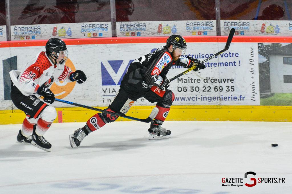 Hockey Gothique Vs Mulhouse 1 4 Match 1 Kevin Devigne Gazettesports 119