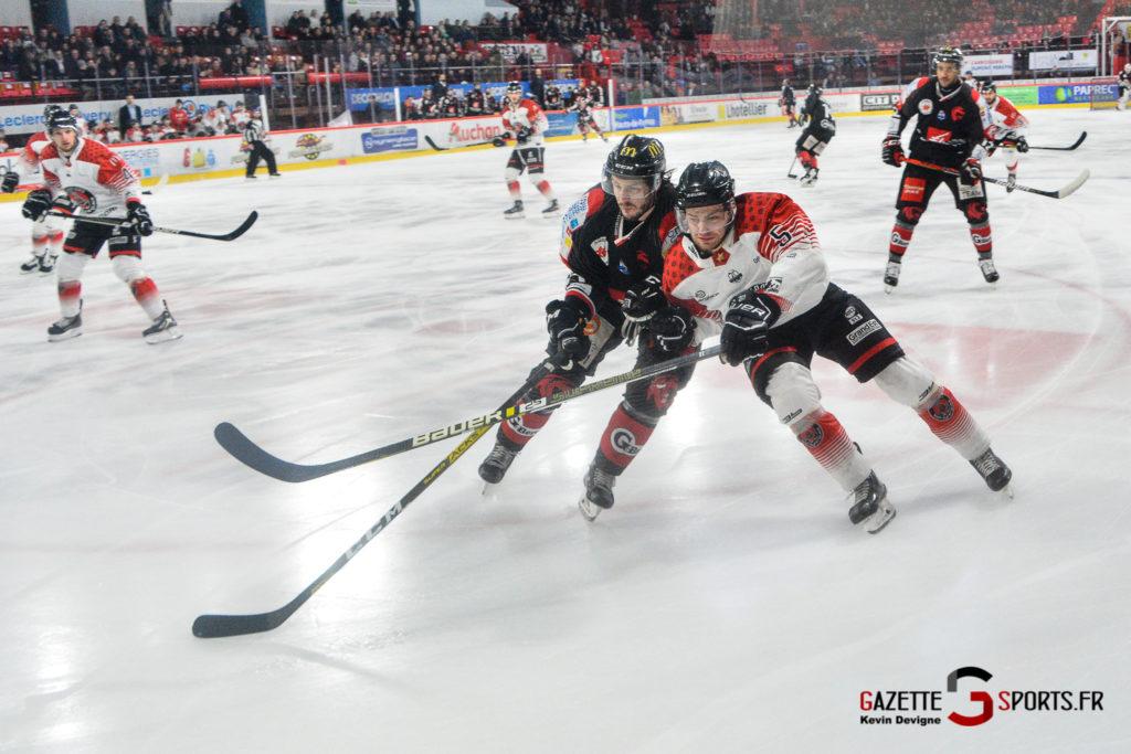 Hockey Gothique Vs Mulhouse 1 4 Match 1 Kevin Devigne Gazettesports 12
