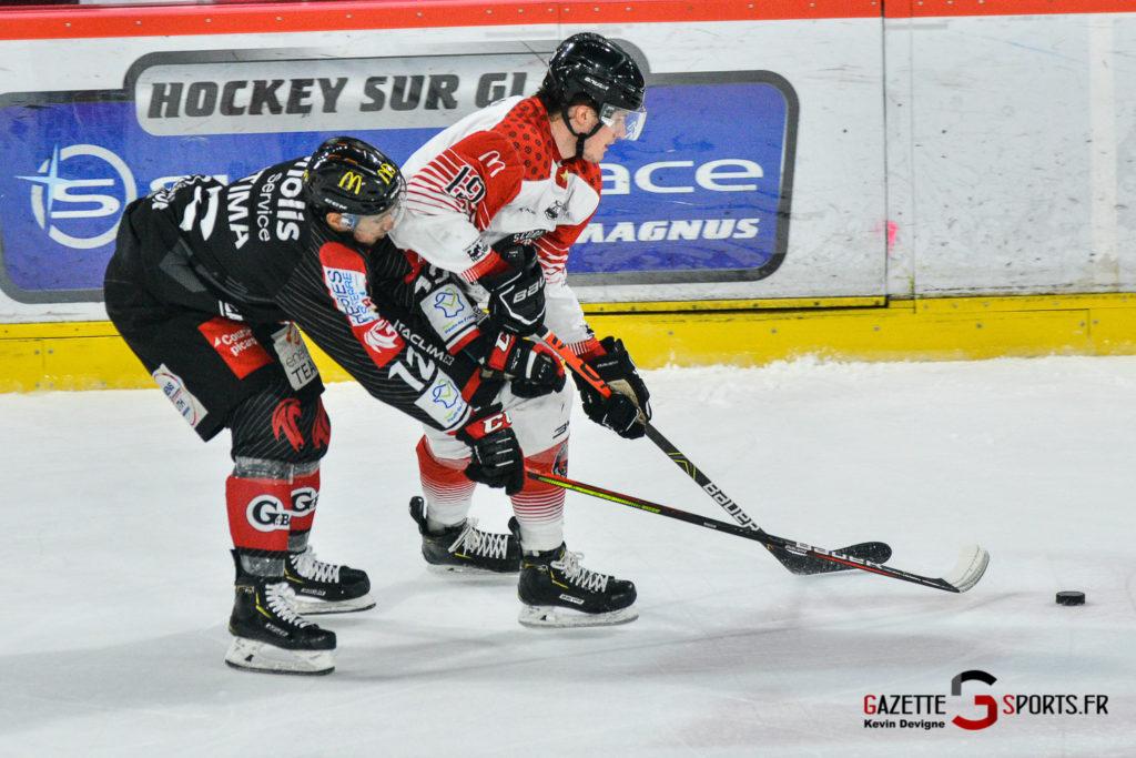 Hockey Gothique Vs Mulhouse 1 4 Match 1 Kevin Devigne Gazettesports 120
