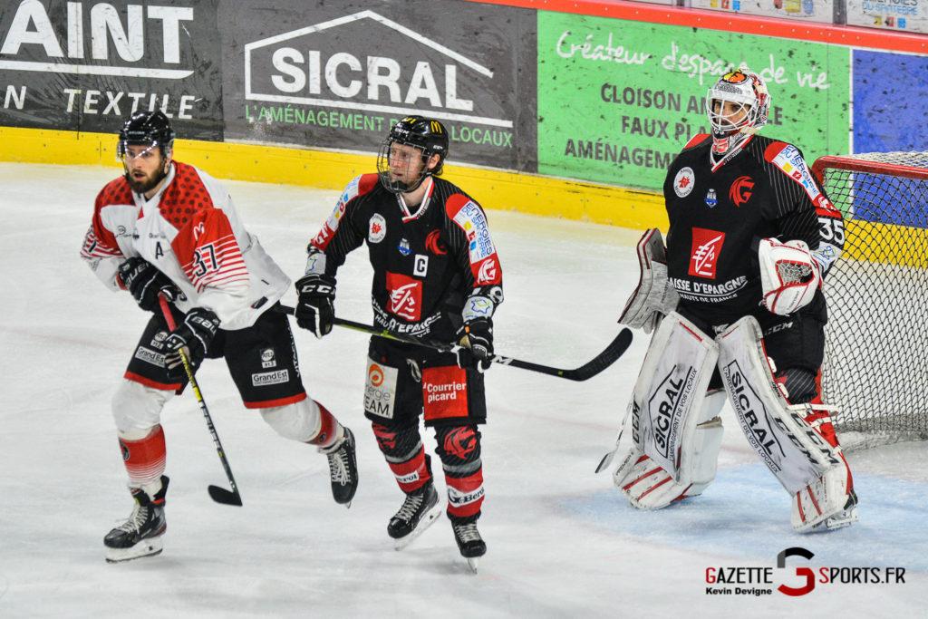 Hockey Gothique Vs Mulhouse 1 4 Match 1 Kevin Devigne Gazettesports 124