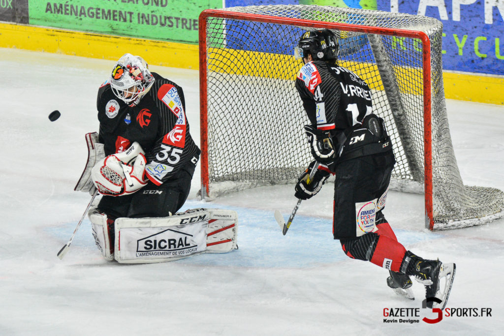 Hockey Gothique Vs Mulhouse 1 4 Match 1 Kevin Devigne Gazettesports 125