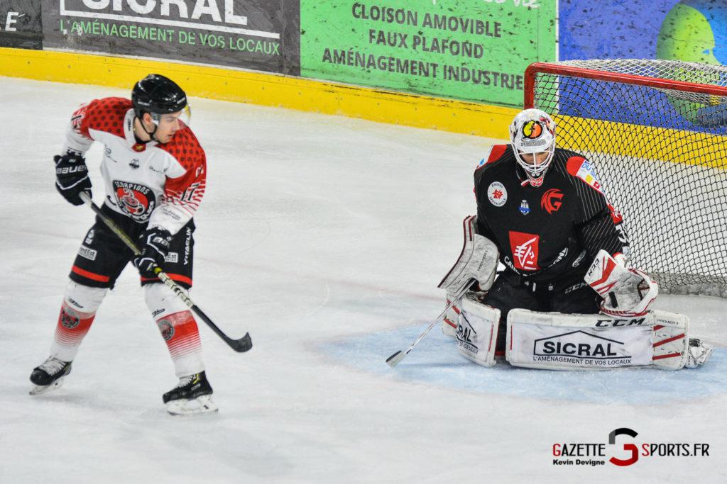 Hockey Gothique Vs Mulhouse 1 4 Match 1 Kevin Devigne Gazettesports 127