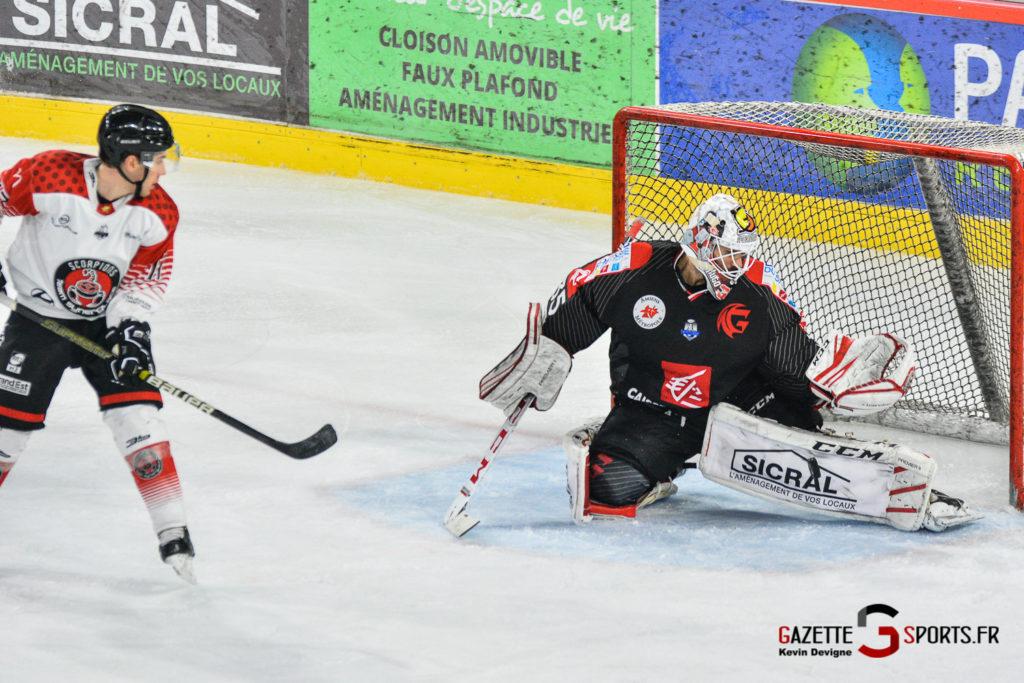 Hockey Gothique Vs Mulhouse 1 4 Match 1 Kevin Devigne Gazettesports 128